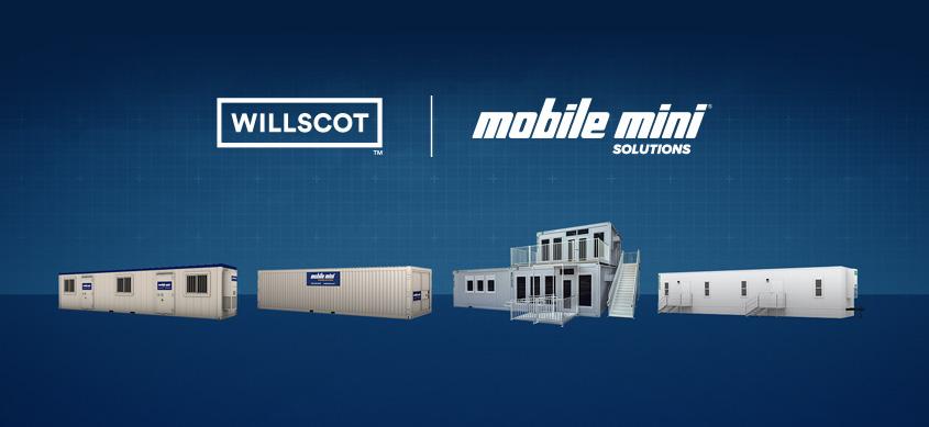 Underappreciated Storage opportunity For WillScot Mobile Mini Holdings