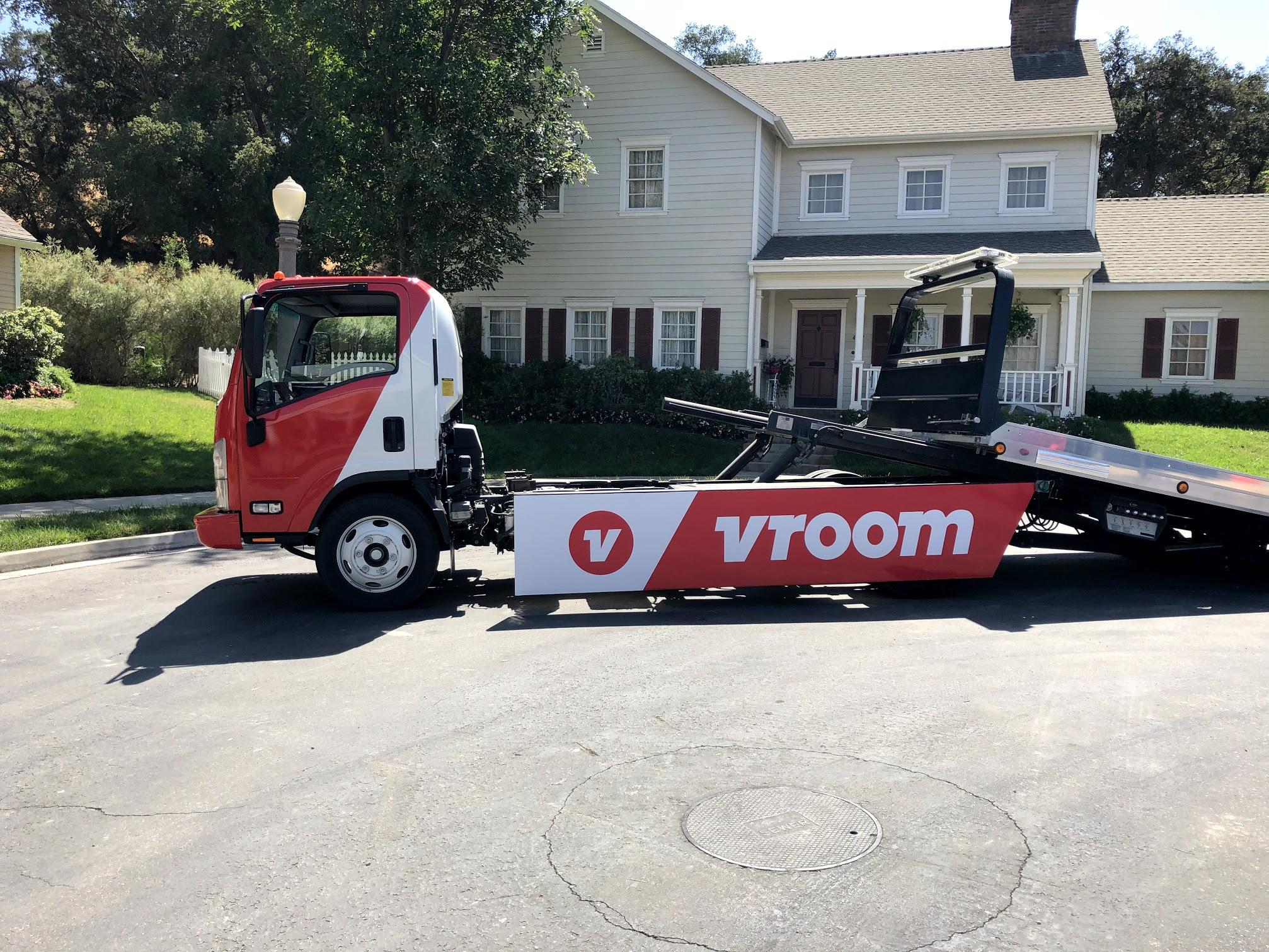 Vroom Announces $300 Million Acquisition of United Auto Credit